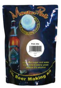 MasterPint Pale Ale 1.6 Kg Beer Kit